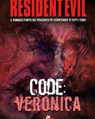 Resident Evil Code: Veronica romanzo