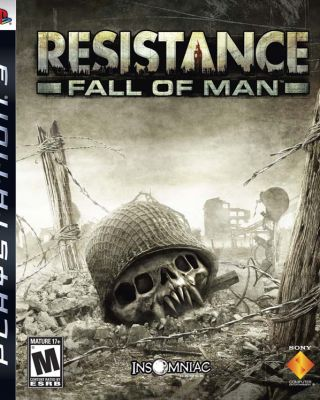 Resistance:Fall of Man