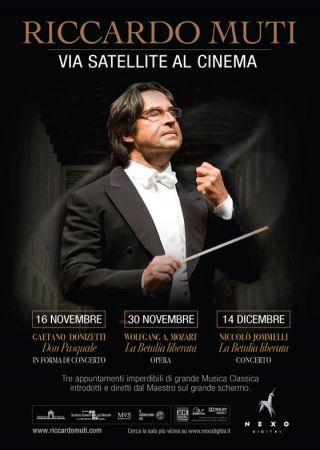 Riccardo Muti al Cinema