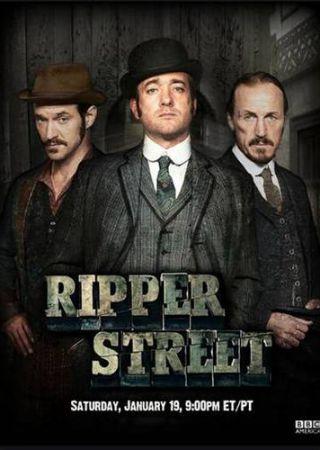 Ripper Street - Stagione 1