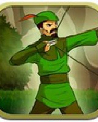 Robin Hood - Archer of the Woods