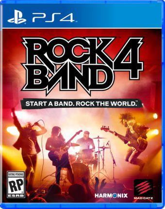 Rock Band 4