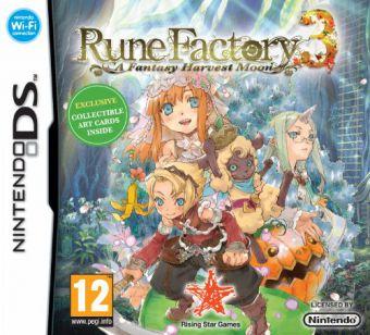Rune Factory 3