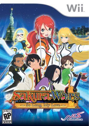 Sakura Wars: So Long, My Love