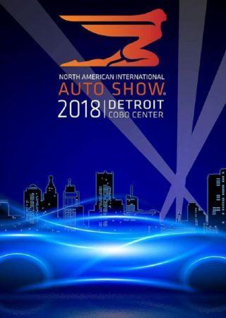Salone di Detroit 2018