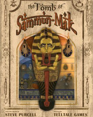 Sam & Max 3 - The Tomb of Sammun-Mak