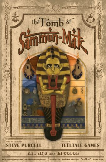 Sam & Max 3 - The Tomb of Sammun-Mak