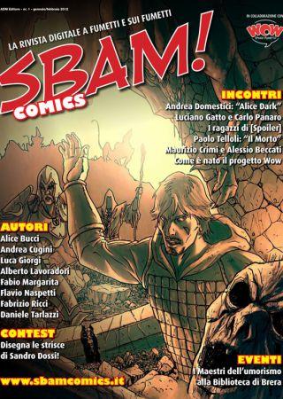 Sbam Comics