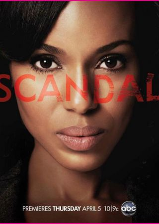 Scandal - Stagione 1