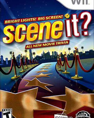 Scene It? Bright Lights! Big Screen!