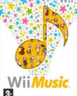 Scheda Wii Music