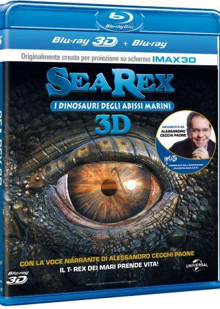 Sea Rex 3D - I dinosauri degli abissi marini