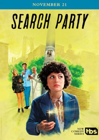 Search Party - Stagione 1