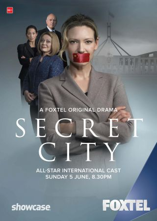 Secret City - Stagione 1