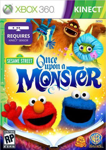 Sesame Street: C'era una volta un mostro