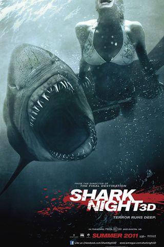 Shark Night - Il lago del terrore