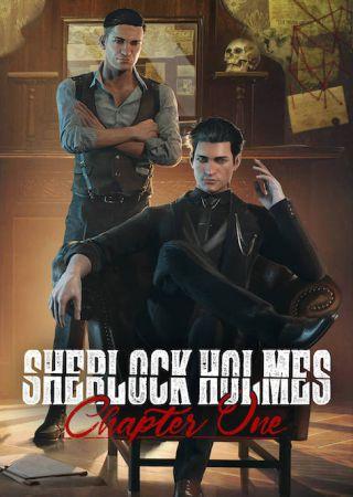 Sherlock Holmes Chapter 1