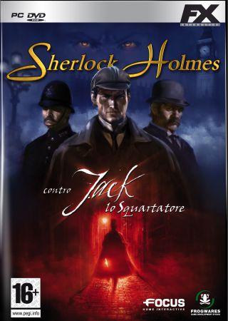Sherlock Holmes vs. Jack 'The Ripper'