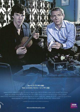 Sherlock - Stagione 2
