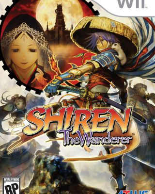 Shiren The Wanderer 3