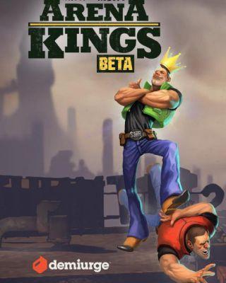 Shoot Many Robots Arena Kings