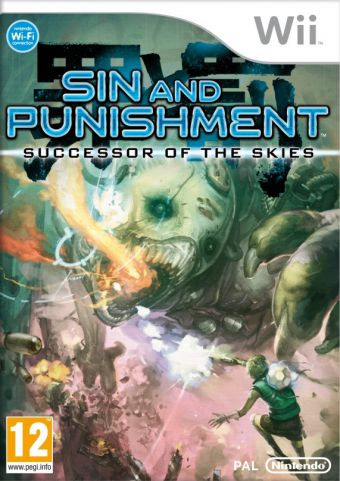 Sin and Punishment 2