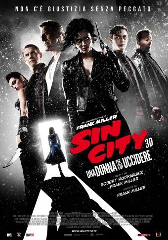 Sin City: Una donna per cui uccidere