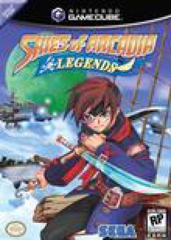 Skies of Arcadia Legends
