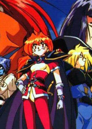 Slayers (Manga)
