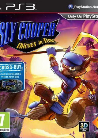 Sly Cooper: Ladri nel Tempo