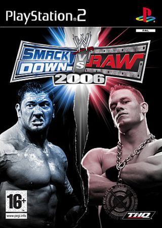 Smackdown! Vs Raw 2006