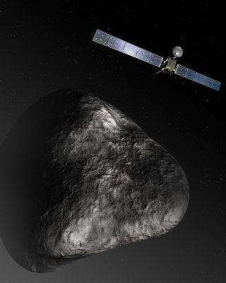 Sonda spaziale Rosetta