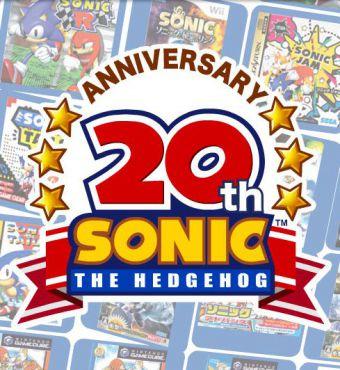 Sonic 20 Anniversario