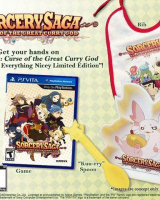 Sorcery Saga: The Curse of The Great Curry God