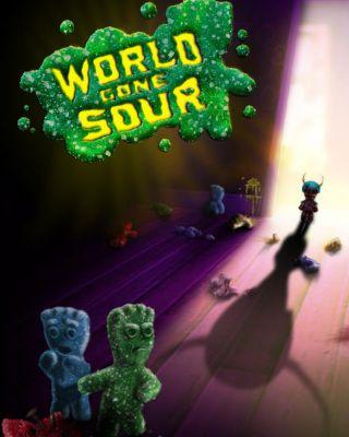 Sour Patch Kids: World Gone Sour