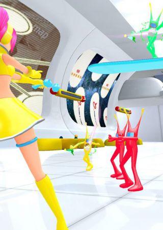 Space Channel 5 VR Arakata Dancing Show