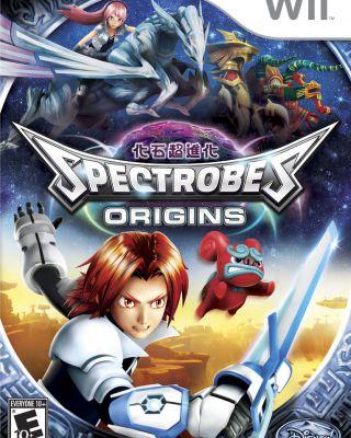Spectrobes: Le Origini
