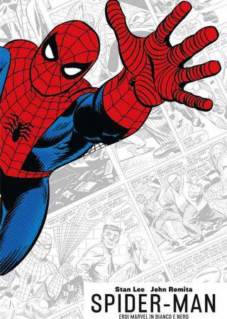 Spider-Man Bianco e Nero