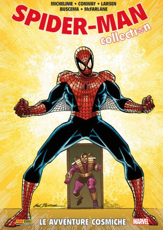 Spider-Man Collection 14: Avventure Cosmiche