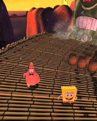SpongeBob SquarePants: La Vendetta Robotica di Plankton