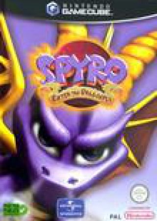 Spyro 4 : Enter the Dragonfly