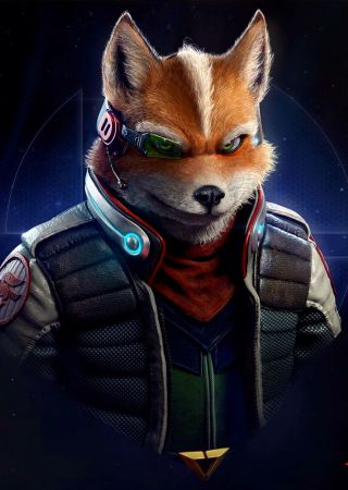Star Fox Grand Prix