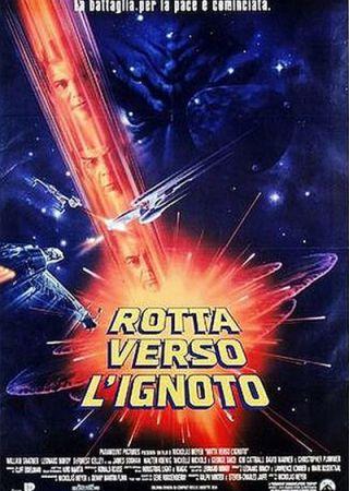 Star Trek VI - Rotta verso l'ignoto