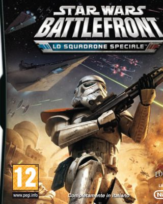 Star Wars Battlefront: Squadrone Speciale