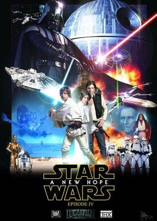 Star Wars: Episodio IV Una Nuova Speranza
