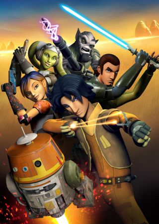 Star Wars: Rebels - Stagione 1