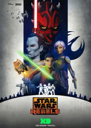 Star Wars Rebels - Stagione 3