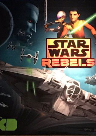Star Wars Rebels - Stagione 4