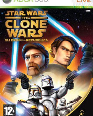 Star Wars The Clone Wars: Gli Eroi della Repubblica