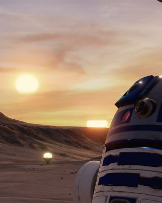 Star Wars: Trials Of Tatooine VR